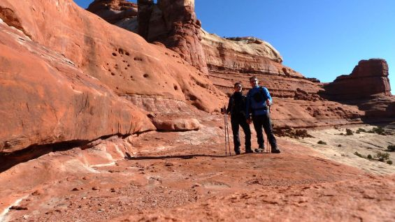 Needles - Canyonlands National Park - Utah