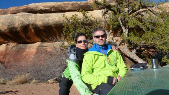 Squaw Flat Campground - Needles - Canyonlands National Park - Utah