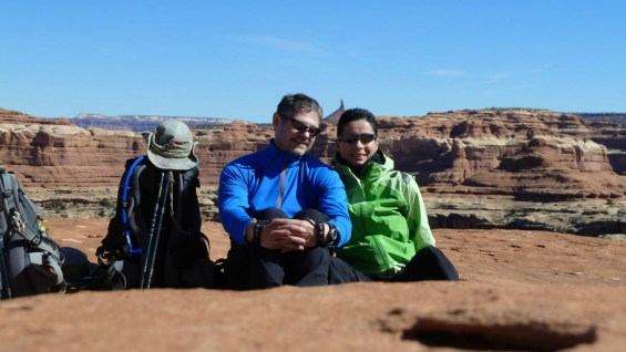 Peekaboo Trail - Needles - Canyonlands National Park - Utah
