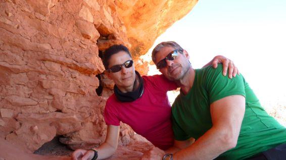 Hotel Rock - Cedar Mesa - Utah
