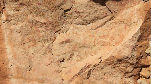 Fish Mouth Cave Canyon - Cedar Mesa - Utah