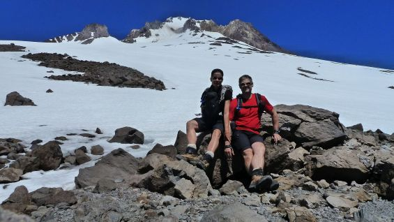 Little Zigzag Canyon - Mount Hood - Oregon