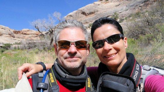 White Canyon - Natural Bridges Monument - Utah
