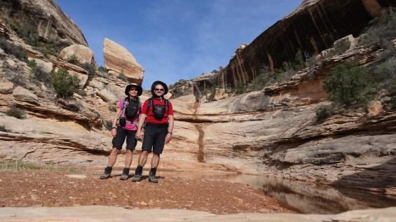 Tuwa Canyon - Natural Bridges National Monument - Utah