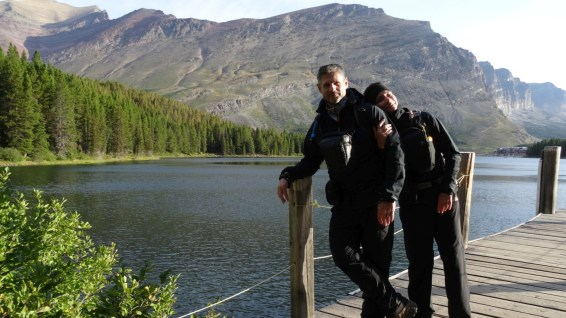 Swiftcurrent Lake - Glacier National Park - Montana