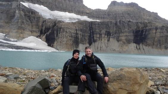 Grinnell Lake - Glacier National Park - Montana