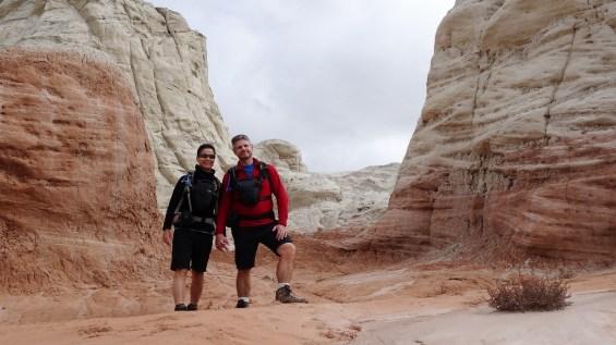 Toadstools Hoodoos - Grand Staircase-Escalante National Monument - Utah