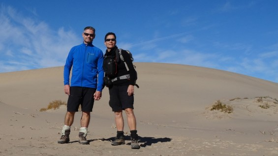 Mesquite Flat Sand Dunes - Death Valley National Park - California