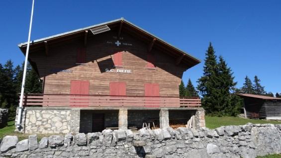Chalet du Ski Club de Bière - Vaud - Suisse