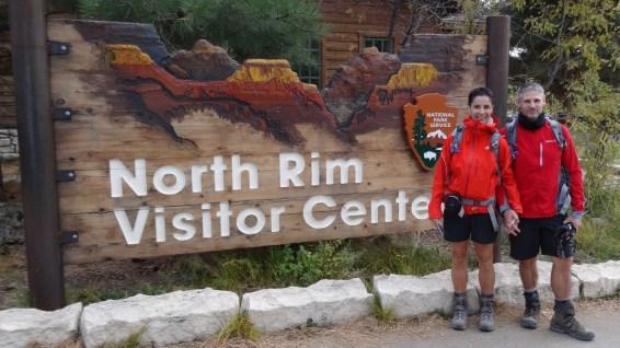 North Rim Visitor Center - Grand Canyon National Park - Arizona