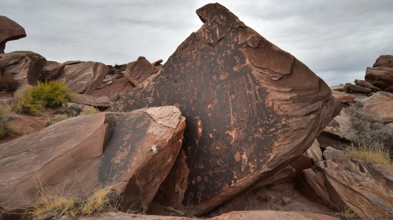 Painted Desert Wilderness Area - Petrified Forest National Monument - Arizona