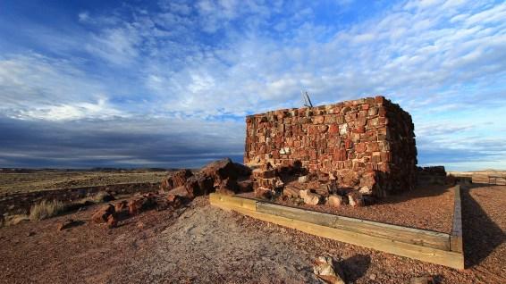 Agate House - Petrified Forest National Park - Arizona