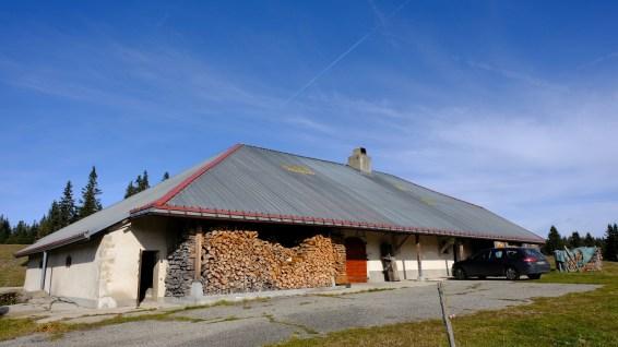 Trois Chalets - Vaud - Suisse