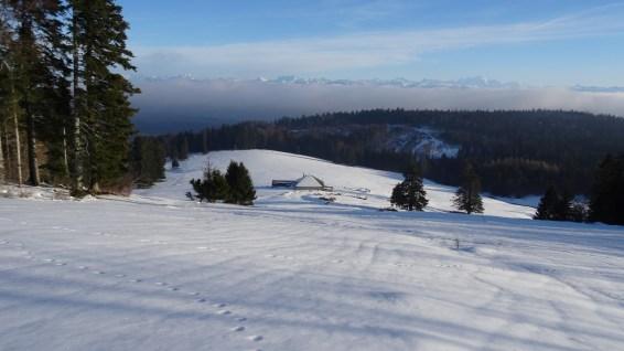 Les Orgères - Vaud - Suisse