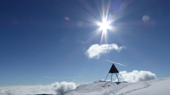 Mont Tendre - Montrichier - Vaud - Suisse