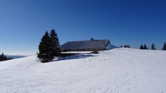 Chalet des Combes - Vaud - Suisse