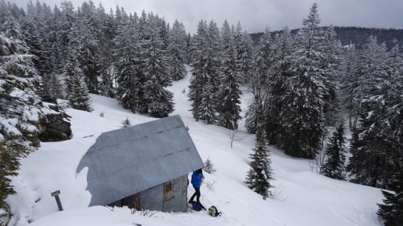 Cabane du Rocher - Vaud - Suisse
