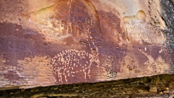 Nefertiti Panel - Green River - Utah