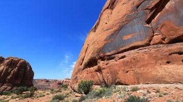 The Big Horn Sheep Panel - Moab - Utah