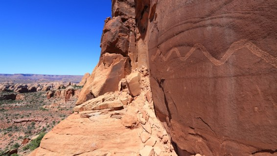 The Solstice Snake Panel - Moab - Utah