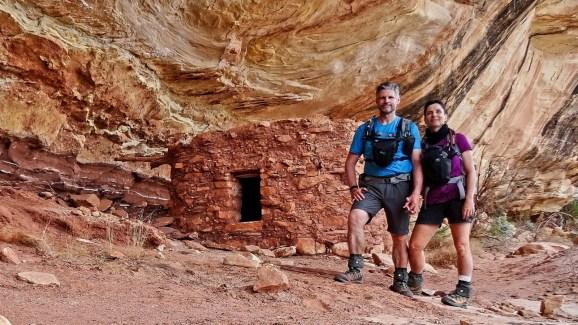 The Perfect Ruin - Natural Bridges National Monument - Utah