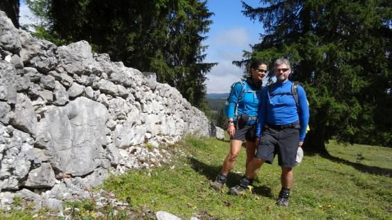 Près de la Sèche des Amburnex - Le Chenit - Vaud - Suisse