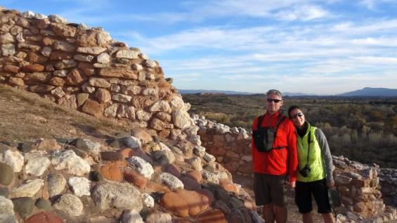 Tuzigoot National Monument - Yavapai County - Arizona