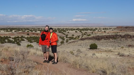 Citadel Pueblo - Wupatki National Monument - Arizona