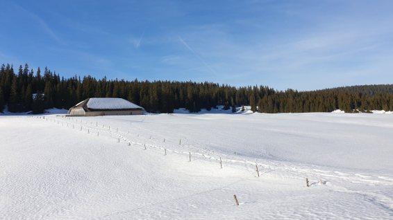 La Sèche des Amburnex – Le Chenit – Vaud – Suisse