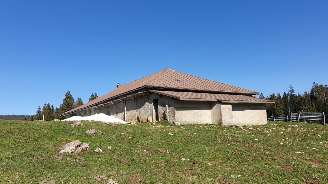 Le Sollier - Saint-Cergue - Vaud - Suisse