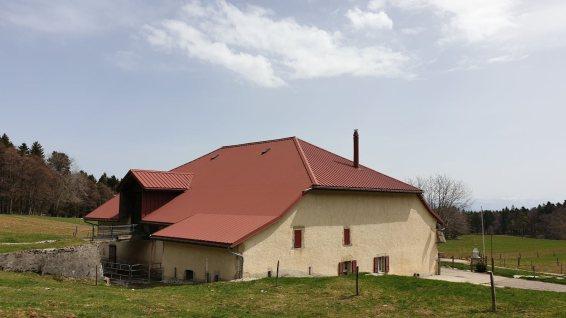 Grand Chardève - L'Isle - Vaud - Suisse