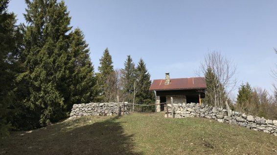 Chalet privé près du Haut du Mollendruz - L'Abbaye - Vaud - Suisse