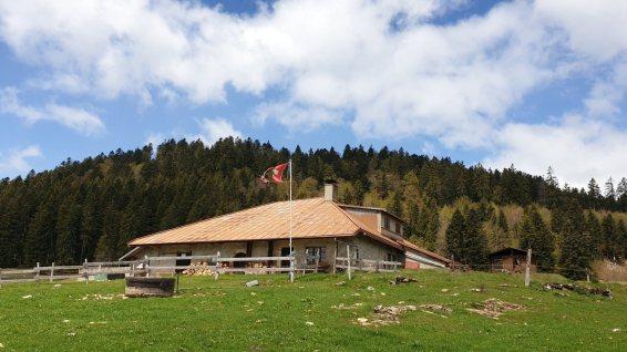 Le Pré Nouveau - Arzier-Le Muids - Vaud - Suisse