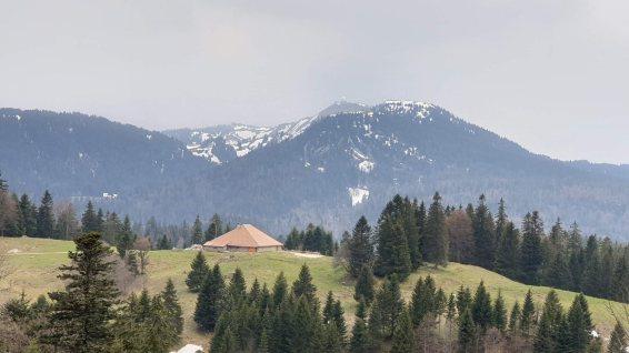 Chalet Derrière - Saint-Cergue - Vaud - Suisse