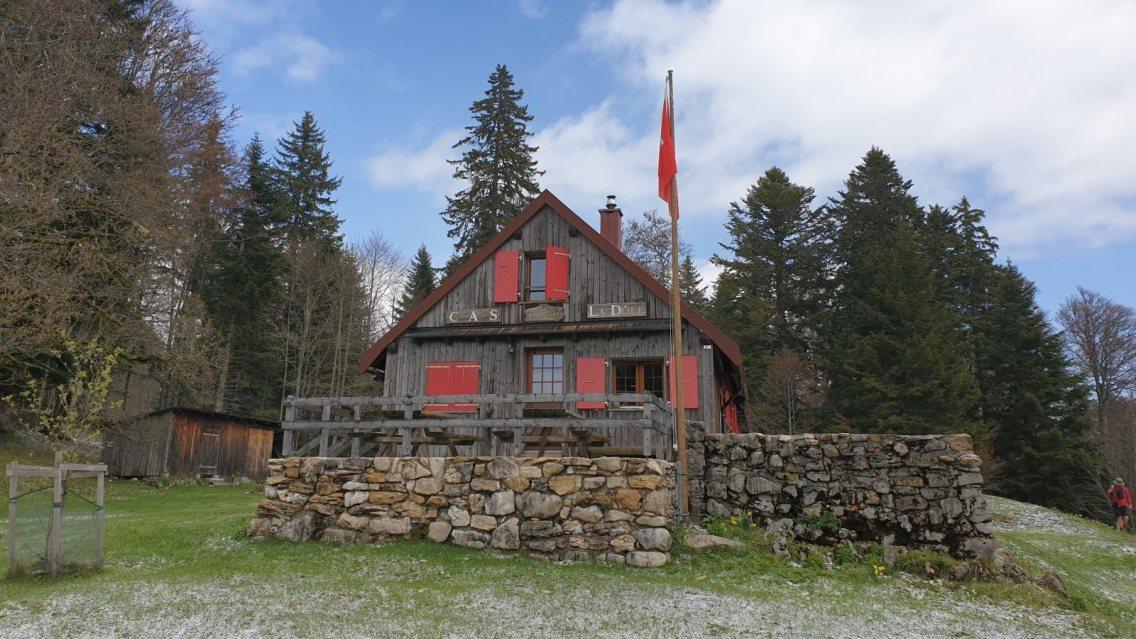 Cabane Rochefort - Arzier-Le Muids - Vaud - Suisse