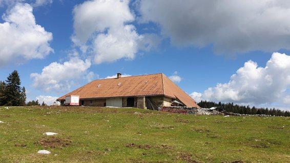 Grande Enne - Arzier-Le Muids - Vaud - Suisse