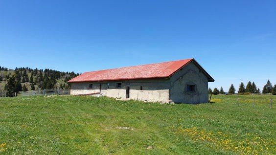 Sapelet Dessus - L'Abbaye - Vaud - Suisse