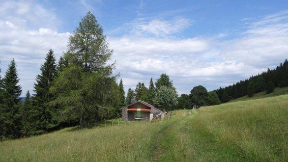 Couvert - Les Molards sur le Campe - Le Chenit - Vaud - Suisse