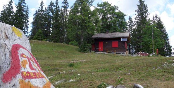 Ranch de la Pierre à Lièvre - Le Chenit - Vaud - Suisse