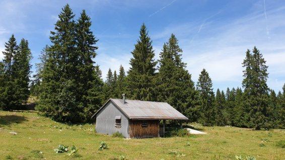 Couvert des Grands Crosets - Le Chenit - Vaud - Suisse