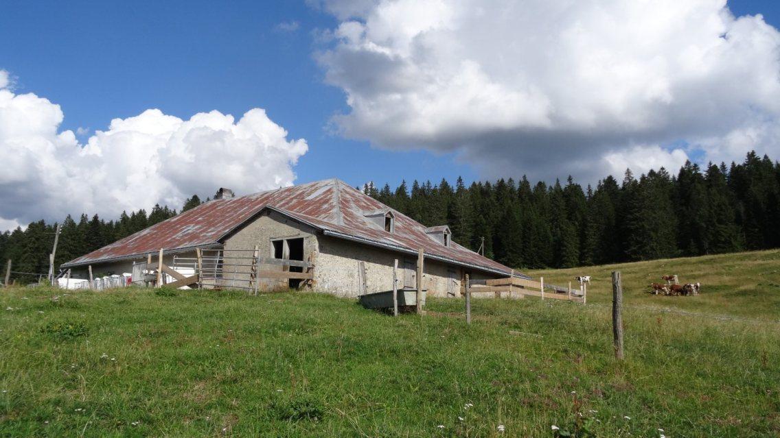 Le Milieu - Le Chenit - Vaud - Suisse