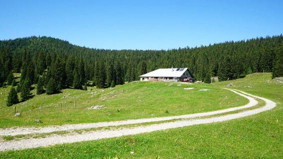 La Foirausaz - Bière - Vaud - Suisse