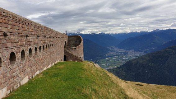 Cappella Santa Maria degli Angeli - Rivera - Tessin - Suisse