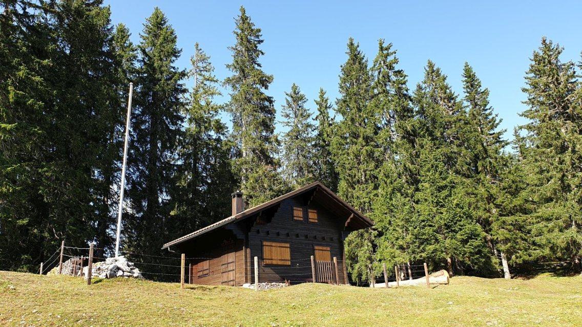 """Chalet privé """"Le Caprice"""" - Le Chenit - Vaud - Suisse"""