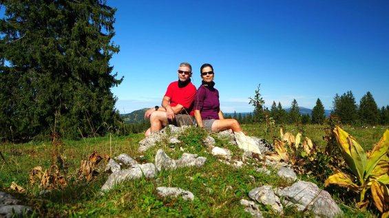 Bois de la Rippe - L'Abbaye - Vaud - Suisse