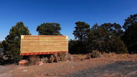 Navajo National Monument - Shonto - Arizona - États-Unis