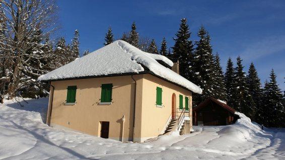 Maison du Cantonnier - Gimel - Vaud - Suisse