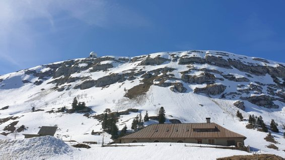 Chalet de La Dôle - Cheserex - Vaud - Suisse