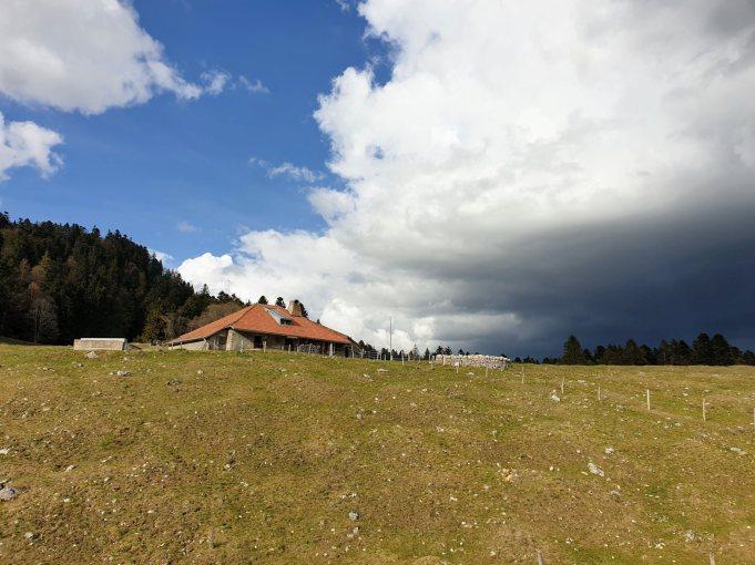 Le Crot - Bassins - Vaud - Suisse