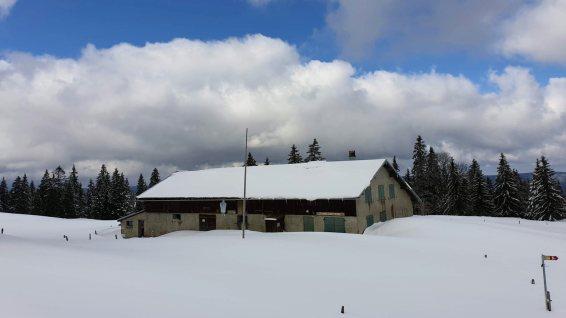 Grand Croset Dessus - Le Chenit - Vaud - Suisse